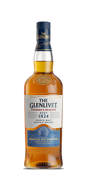 Glenlivet Founders Reserve Single Malt Scotch 750ml