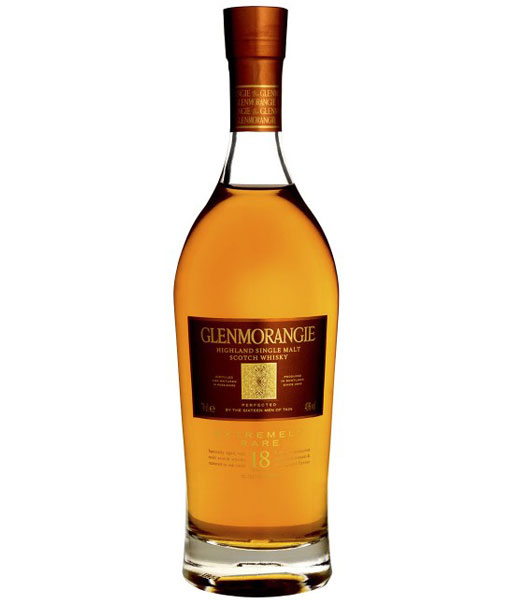 Glenmorangie 18Yr Extramely Rare Highland Single Malt Scotch 750ml