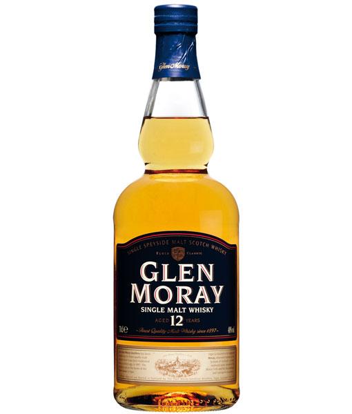 Glen Moray 12Yr Single Malt Scotch 750ml
