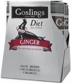 Goslings Diet Ginger 4Pack-250ml
