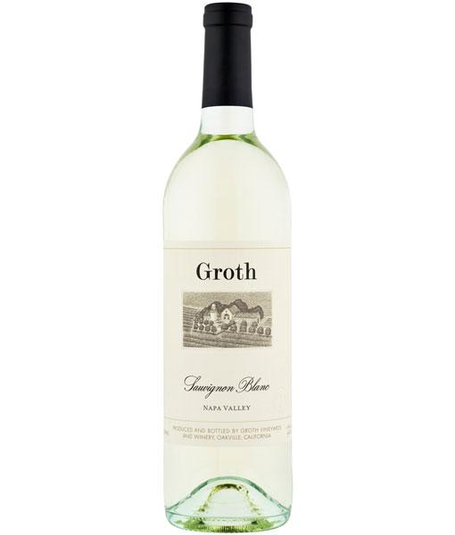2017 Groth Napa Sauvignon Blanc
