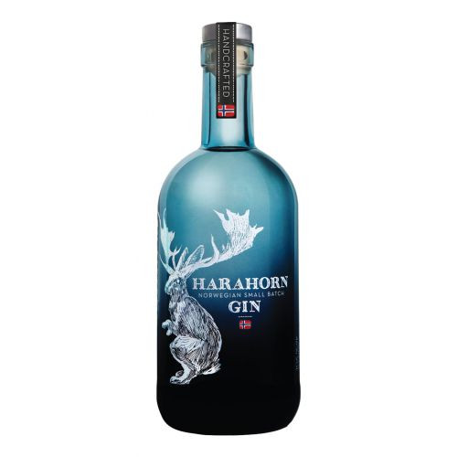 Harahorn Small Batch Norwegian Gin 750ml