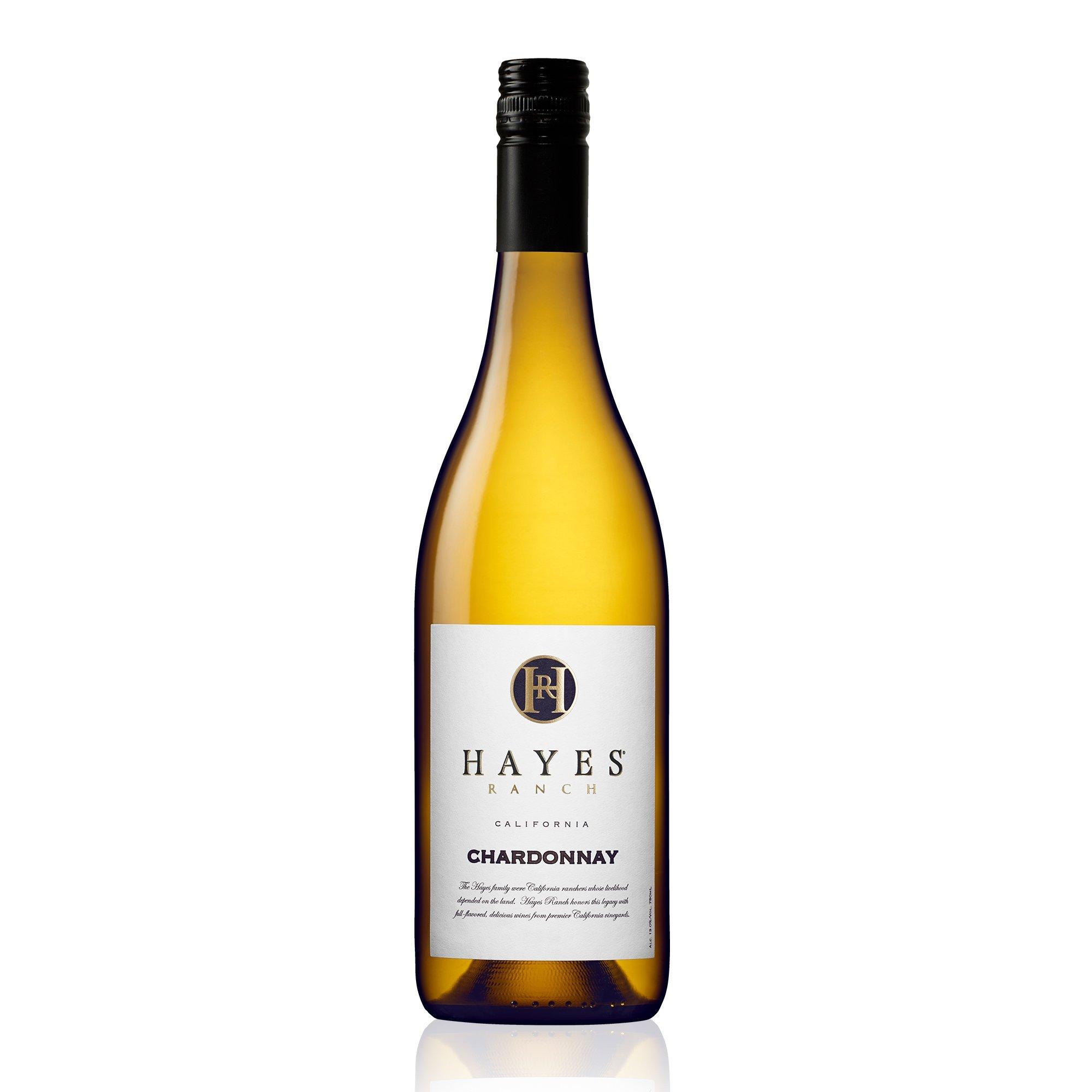 2018 Hayes Ranch Chardonnay 750Ml
