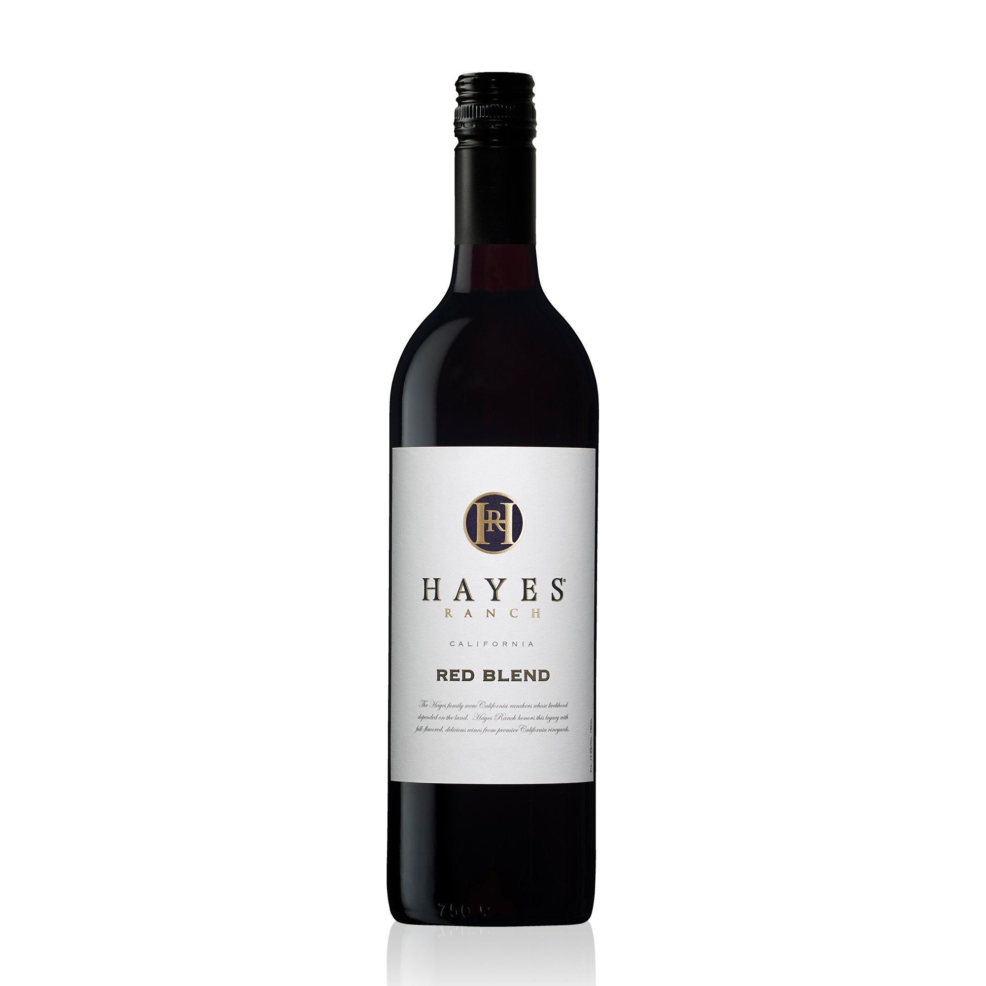 2014 Hayes Ranch Red Blend 750Ml