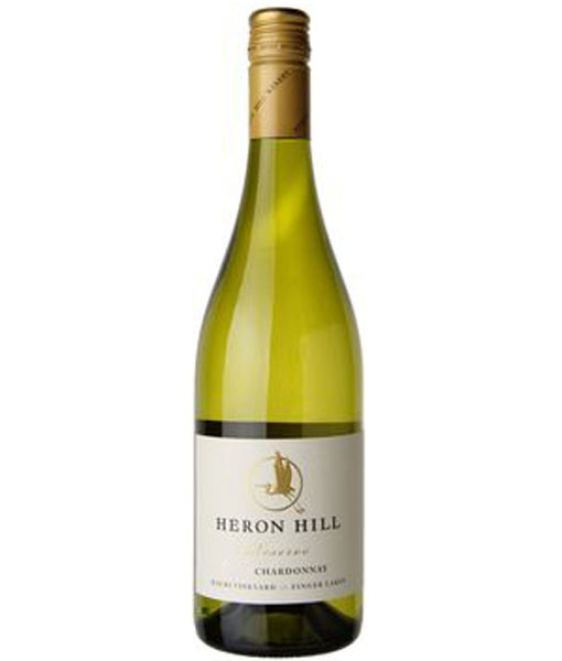 2017 Heron Hill Reserve Chardonnay Macri Vineyard 750ml