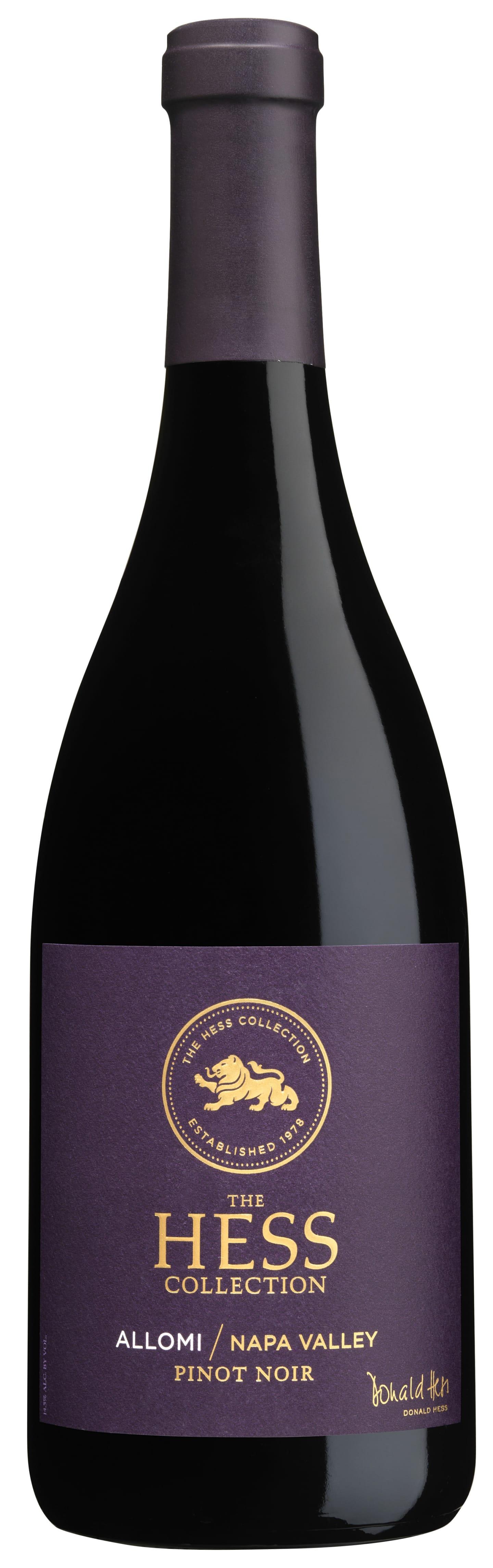 2018 Hess Allomi Napa Valley Pinot Noir 750ml