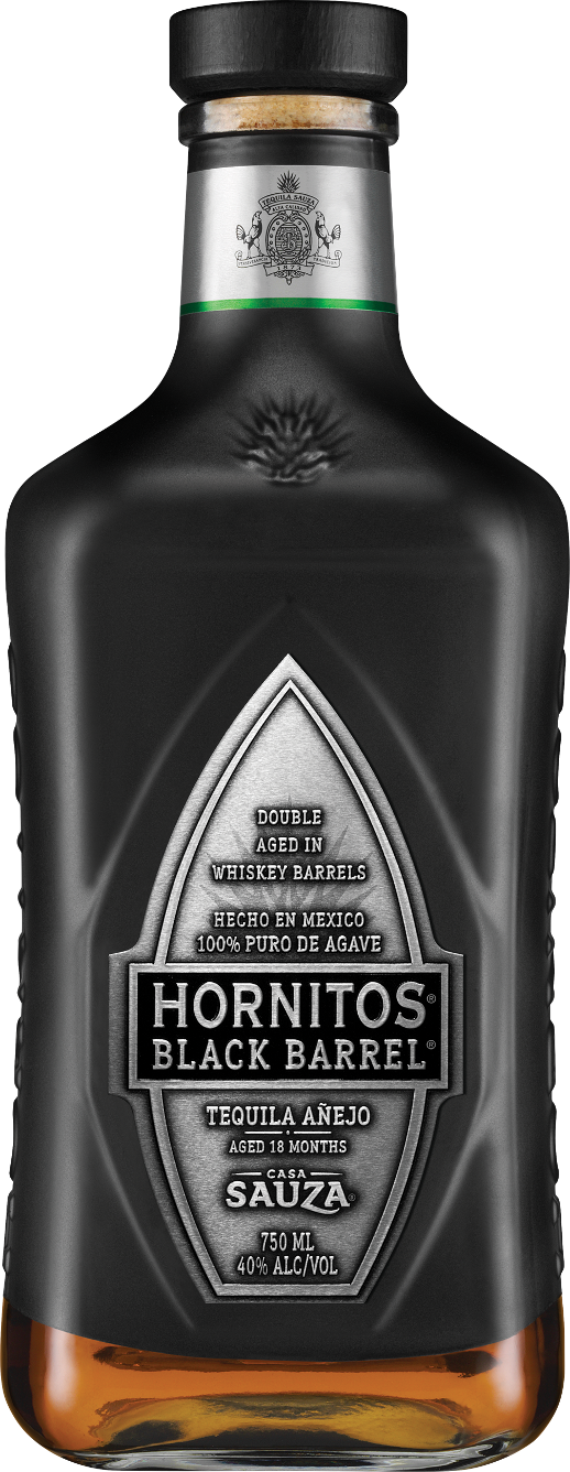Hornitos Black Barrel Anejo 750ml