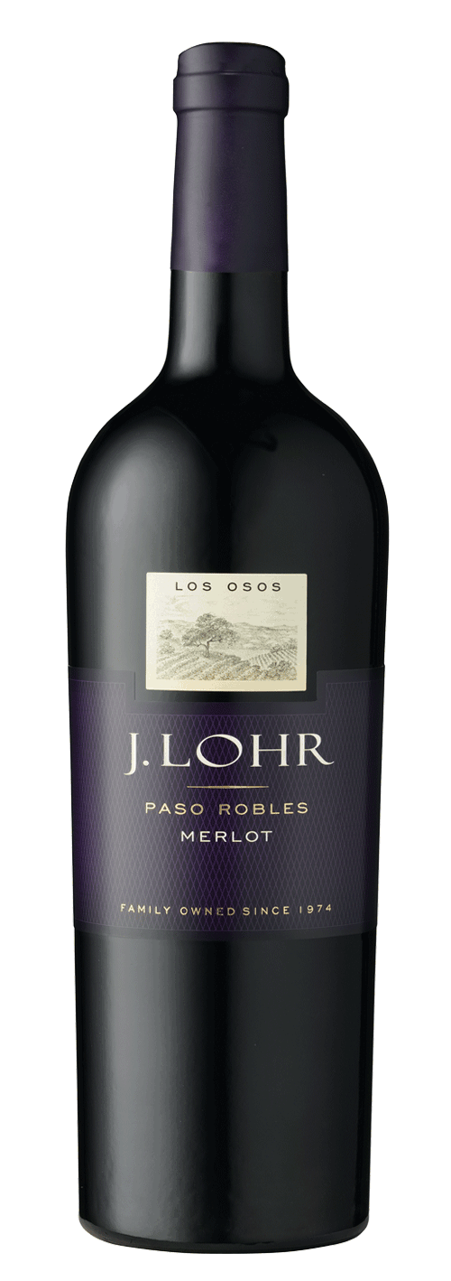 J Lohr Merlot 750ml NV
