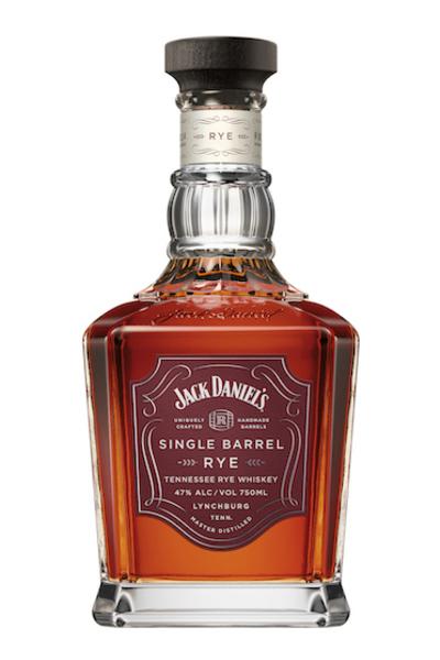 Jack Daniels Rye Single Barrel Whiskey 750ml
