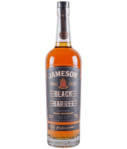 Jameson Black Barrel Irish Whiskey 1L