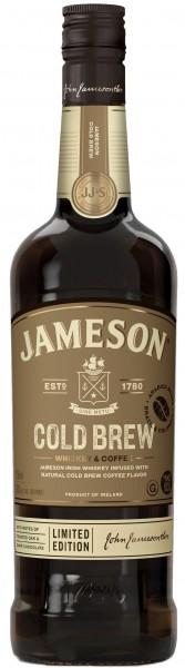 Jameson Cold Brew Infused Irish Whiskey 750Ml