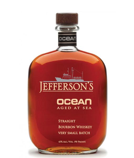 Jeffersons Ocean Aged At Sea Straight Bourbon 750ml