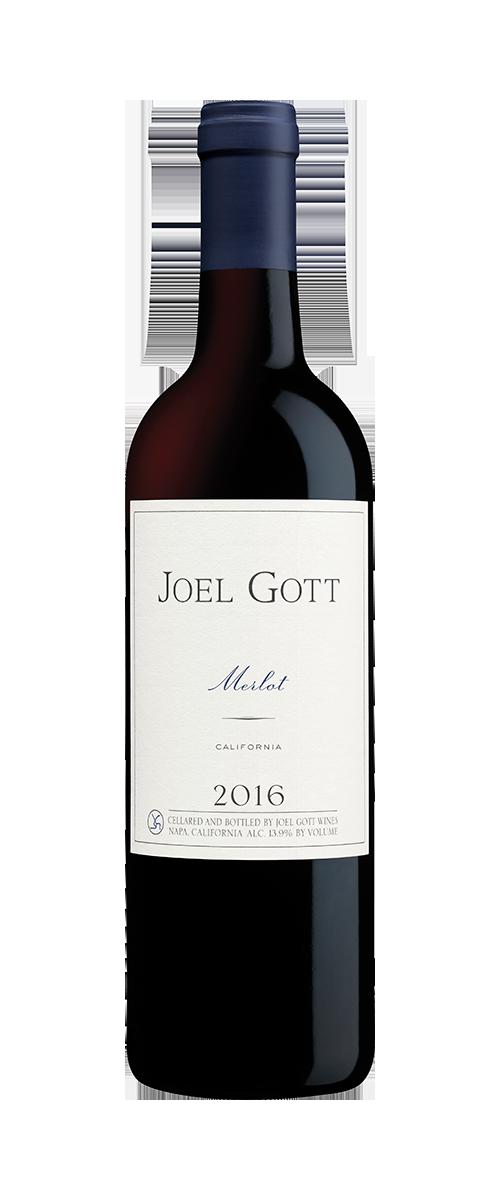 2016 Joel Gott Merlot 750ml