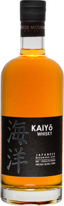 Kaiyo Japanese Whisky 750ml