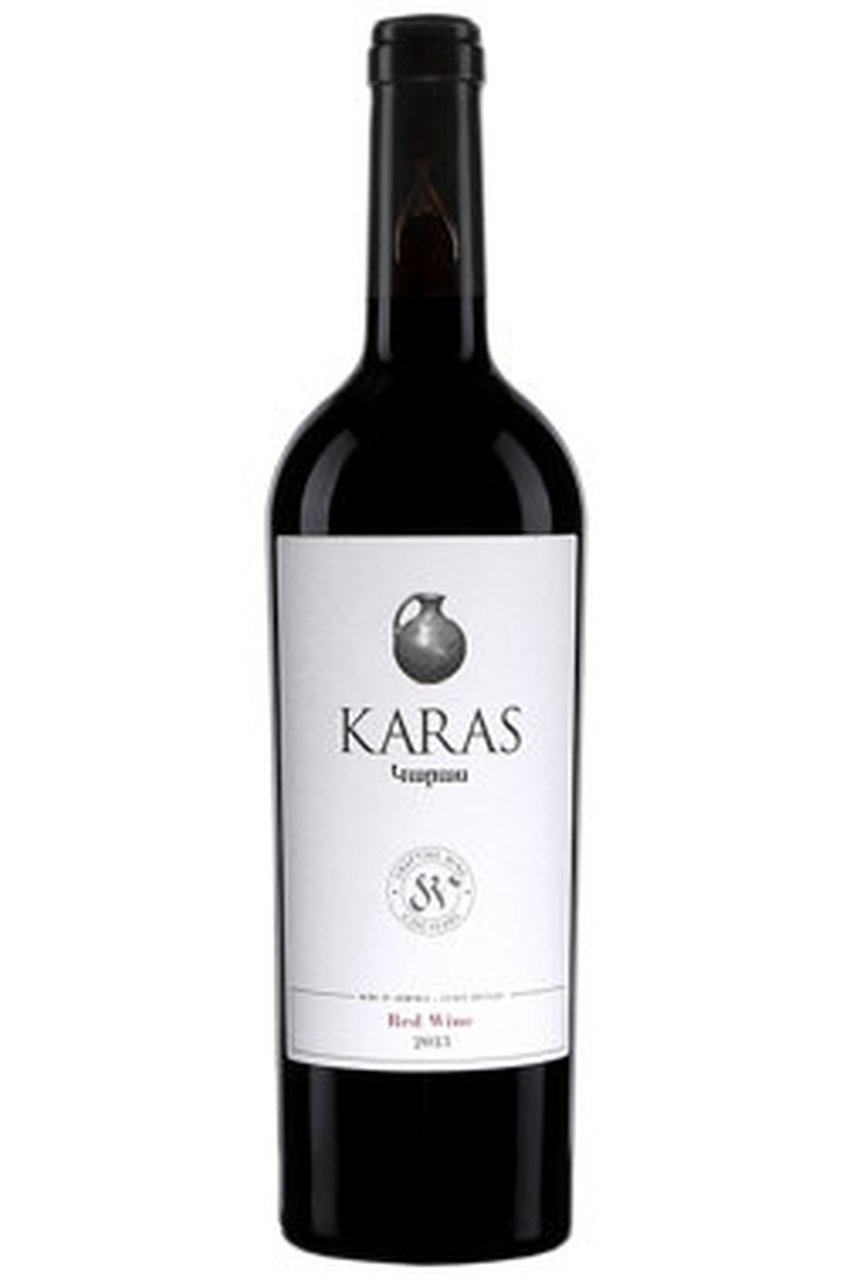 2017 Karas Red Wine 750ml