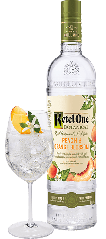 Ketel One 1L Peach & Orange