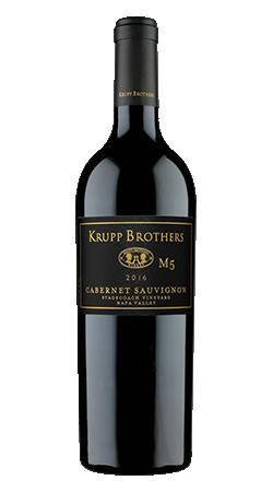 2016 Krupp Brothers M5 Cabernet Sauvignon Stagecoach Vineyard 750ml