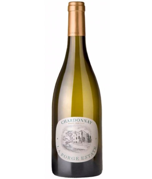 2017 La Forge Estate Chardonnay 750ml