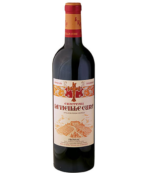 2016 Chateau La Vieille Cure Red Fronsac 750Ml