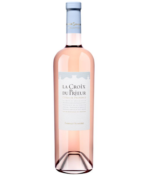 2018 La Croix Du Prieur Rose 750Ml