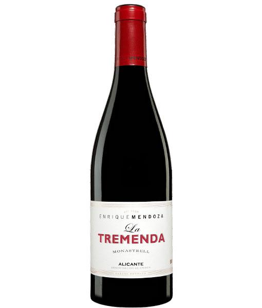 2017 La Tremenda Monastrell 750ml