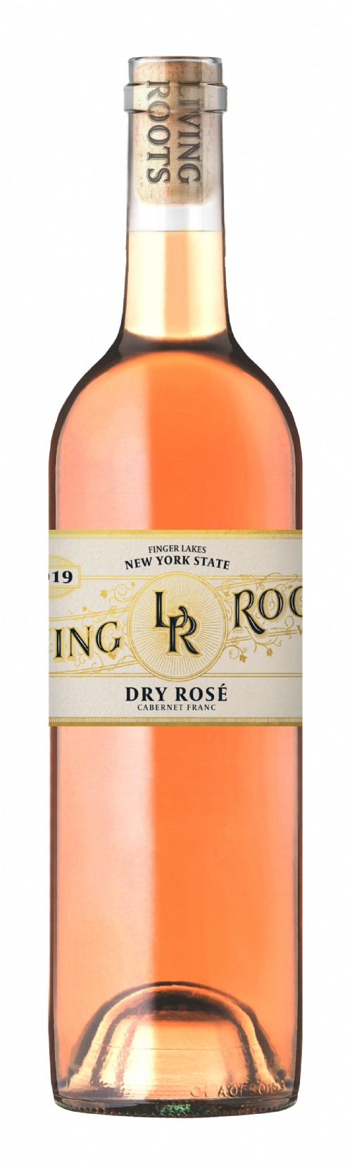 2019 Living Roots Dry Rose Cabernet Franc 750ml