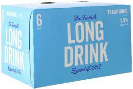 Long Drink Traditional 6Pk - 12oz. Cans