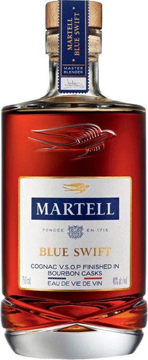Martell Blue Swift 750Ml