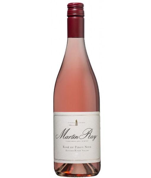 Martin Ray Dry Rose Of Pinot Noir