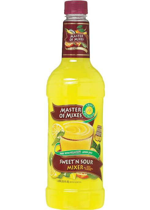 Master of Mixes Sweet & Sour Mix 1L