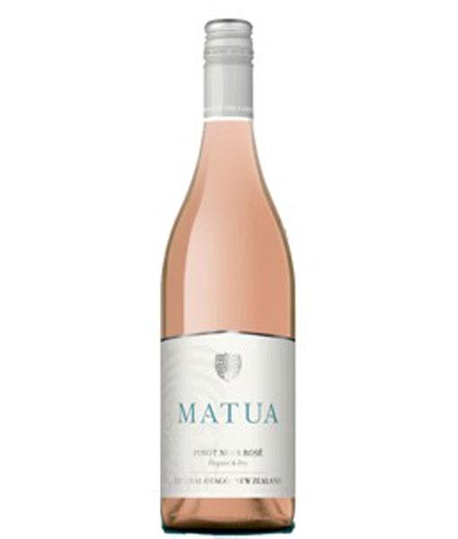 2017 Matua Rose Pinot Noir 750Ml