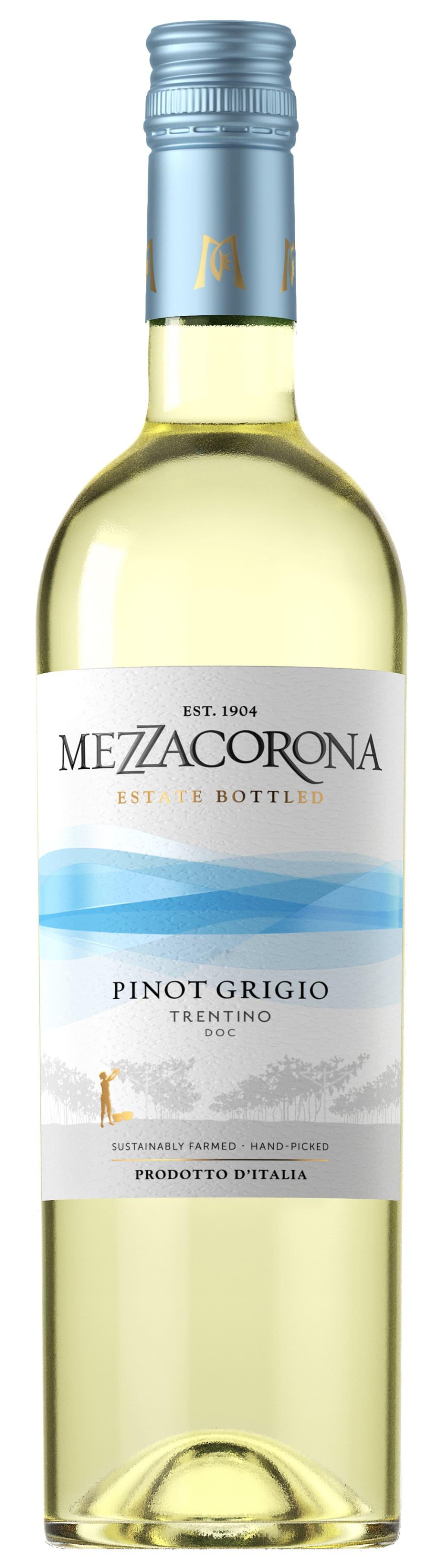 2019 Mezzacorona Pinot Grigio 750ml
