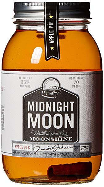 Midnight Moon Apple Pie 750ml
