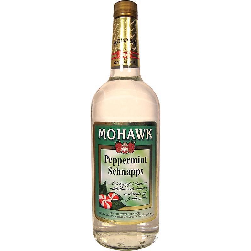 Mohawk Peppermint Schnapps 1L