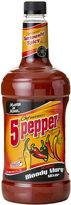 Master Of Mixes Spicy Bloody Mary Mix 1.75L
