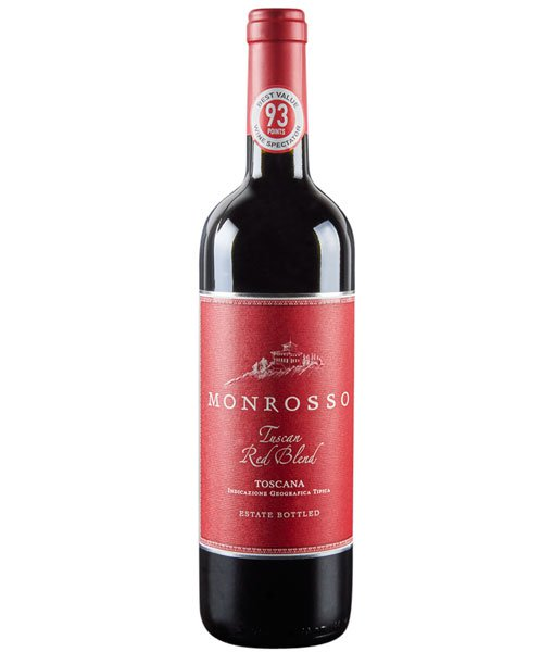 2016 Monrosso Tuscan Red 750ml