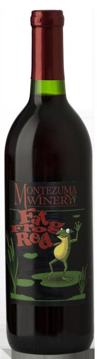 Montezuma Fat Frog Red 750ml NV