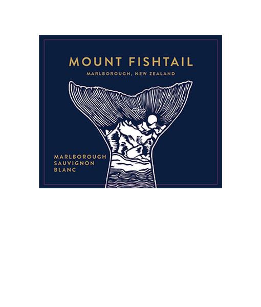 2019 Mount Fishtail Sauvignon Blanc 750ml