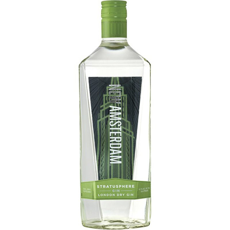 New Amsterdam London Dry Gin 1.75L