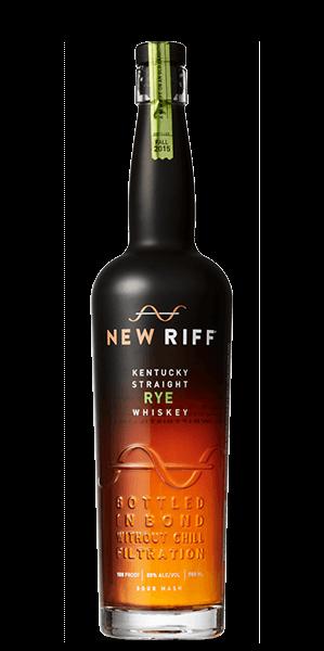 New Riff Straight Rye Whiskey 750ml