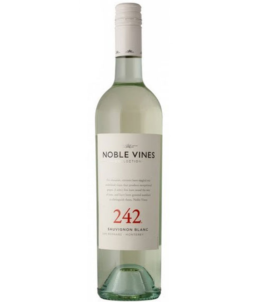 Noble Vines 242 Sauvignon Blanc 750ml NV