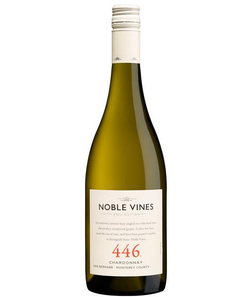 Noble Vines 446 Chardonnay 750Ml NV