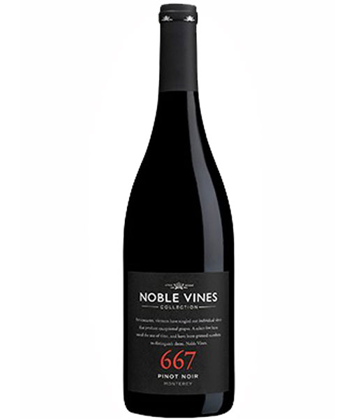 Noble Vines 667 Pinot Noir 750ml  NV