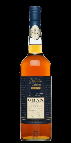 Oban Distiller's Edition Highland Single Malt Scotch 750Ml
