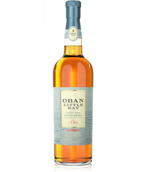 Oban Little Bay Small Cask Single Malt Scotch Whisky 750ml