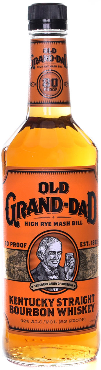 Old Grand-Dad 80 Proof 1L