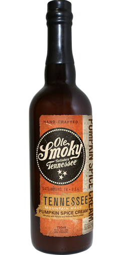 Ole Smoky Pumpkin Spice Cream 750ml