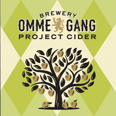 Ommegang Dry Cider 4Pk-12 oz. Cans