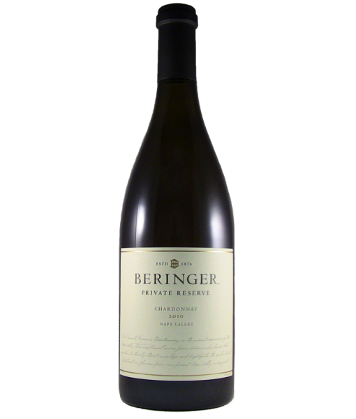 2018 Beringer Private Reserve Chardonnay 750ml