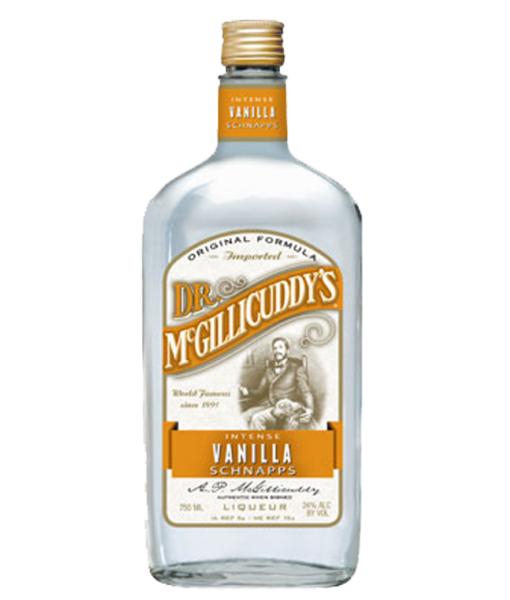 Dr. McGillicuddys Vanilla Schnapps 1L